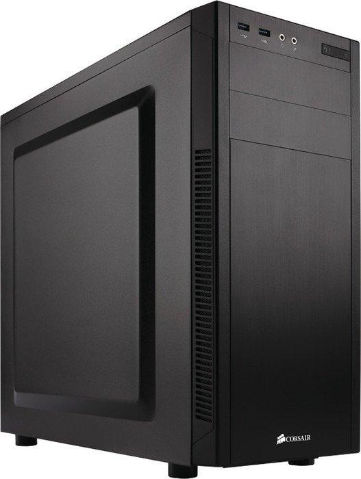 Corsair 100R Silent-Edition (ATX, schallgedämmt, Kabelmanagement, Lüftersteuerung, Staubfilter) für 46,99€ [Amazon]