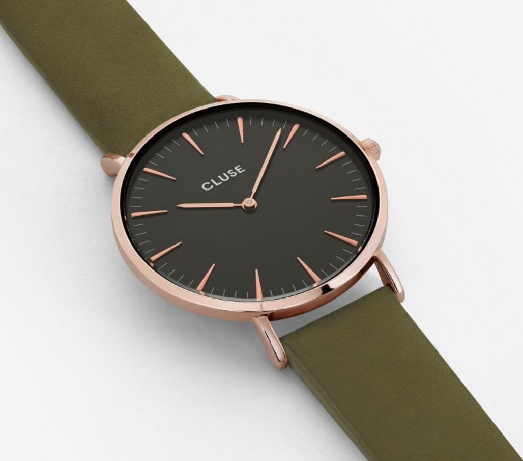 Mindestens 30% Rabatt auf Cluse-Uhren im Spring-Sale, z.B. Bohème für 59,95€ statt 85€