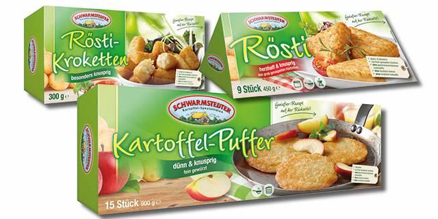 (COUPIES) 2 für 1 auf alle Schwarmstedter Kartoffel-Spezialitäten