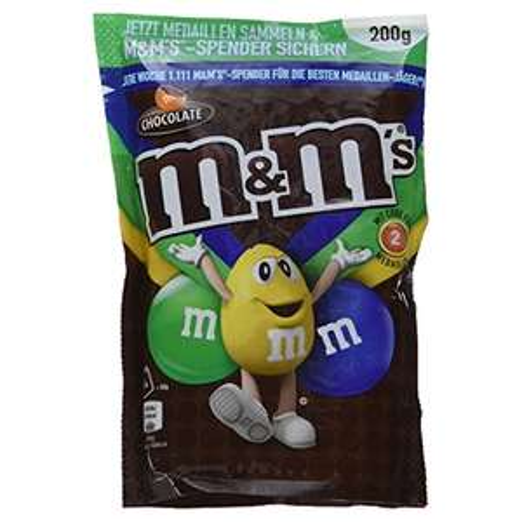 m&m's 200g Choco @amazon pantry