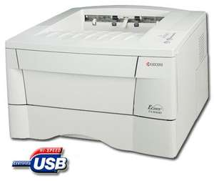 Kyocera FS-1030D / 22 Seiten pro Minute / maximal 20.000 Seiten gedruckt