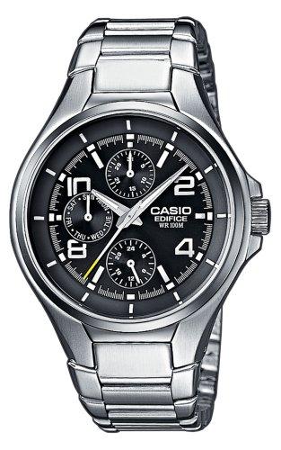 Casio Edifice EF-316D-1AVEF Herren Edelstahluhr für 41,39€ inkl. Versand bei [Amazon]