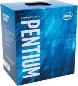 Intel Pentium G4560 Dual-Core Kaby Lake 2x 3,5 Ghz + Hyperthreading 57€ [Rakuten.de]