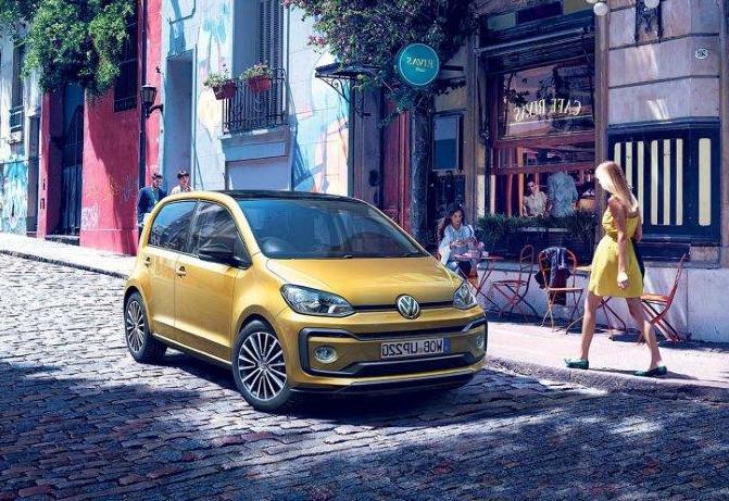 VW up! Leasingangebot für mtl 39,- netto + 999,- Anzahlung + Bereitstellung - für Gewerbetreibende