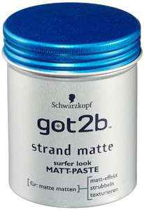 got2b Strand Matte, 6er Pack [Amazon Spar Abo]