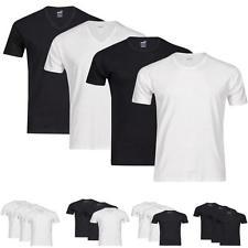 6er Pack Puma Herren Rundhals & V-Neck T-Shirts für 34,95€ [eBay]