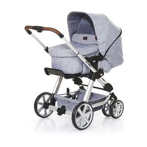 ABC Design Kombikinderwagen Turbo 6 Graphite grey (aktuelles Design) 90 Euro gespart!