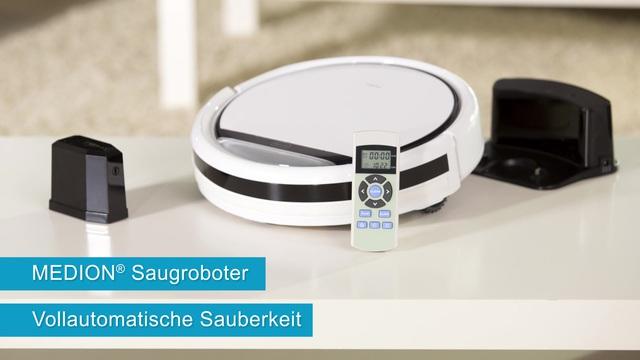 Medion MD 16192 - Saugroboter 111,50€