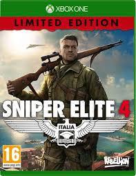 Sniper Elite 4 Limited Edition (PS4 & Xbox One) für je 38,65€ inkl. VSK (Game UK)