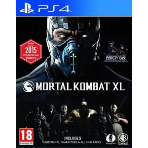 Mortal Kombat XL (PS4 & Xbox One) für 15,54€ inkl. VSK (MyMemory)