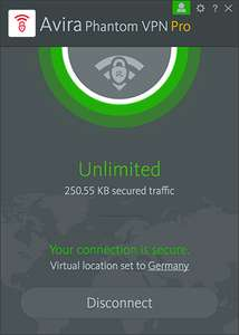 Avira Phantom VPN PRO für 3 Monate kostenlos