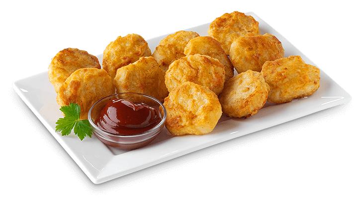 Call a Pizza Osterkalender April : Jeden Tag zum Preis von 1€ - Heute Chicken Nuggets