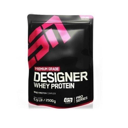 SPORTNAHRUNGSDEAL / ESN Designer Whey 2,5kg verschiedene Sorten / SPORTNAHRUNGSDEAL