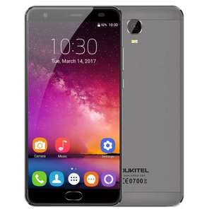 "OUKITEL K6000 PLUS - 2,5D Display - 6080mAh Schnellladeakku - Quadcore 5.5"" FHD 64GB - 4GB Ram"
