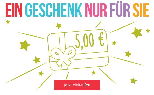 TASSIMO - ein Geschenkgutschein im Wert von 5.00 € (MBW 30,00 Euro / VK 0,00 Euro)
