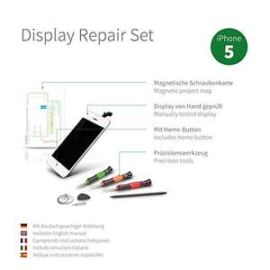 Display Reparaturset für verschiedene Apple Iphone Modelle (4, 4S, 5, 5S) ab 31,95 €