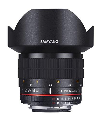 Samyang 14mm f2.8 IF ED UMC (Samsung NX) für 183,44€