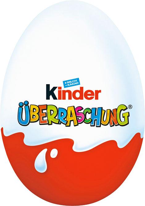 Kinder Überraschung Ü-Ei für 0,44€ im Kaufland bis 12.04