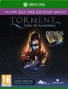 Torment: Tides of Numenera Day One Edition (PS4 & Xbox One) ab 20,35€ inkl. VSK (Base.com & Simplygames)