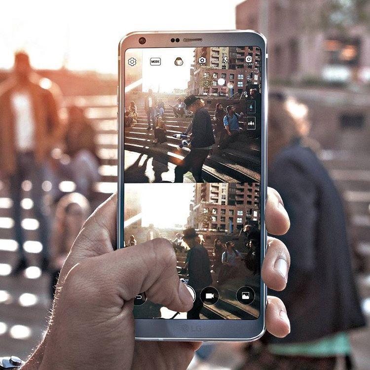 Telekom Magenta Mobil S (Friends) (1-4GB 300 Mbit/s LTE) + neues LG Flaggschiff G6 für 1 € + 100 € Gutschrift von der Telekom + 159 € mydays Gutschein