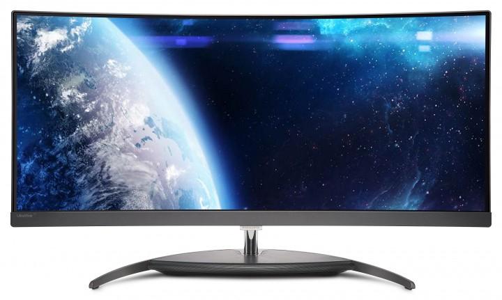 "Philips Brilliance BDM3490UC für 499€ @ Comtech - 34"" 21:9 LED Curved Monitor mit 3440x1440 Pixel"