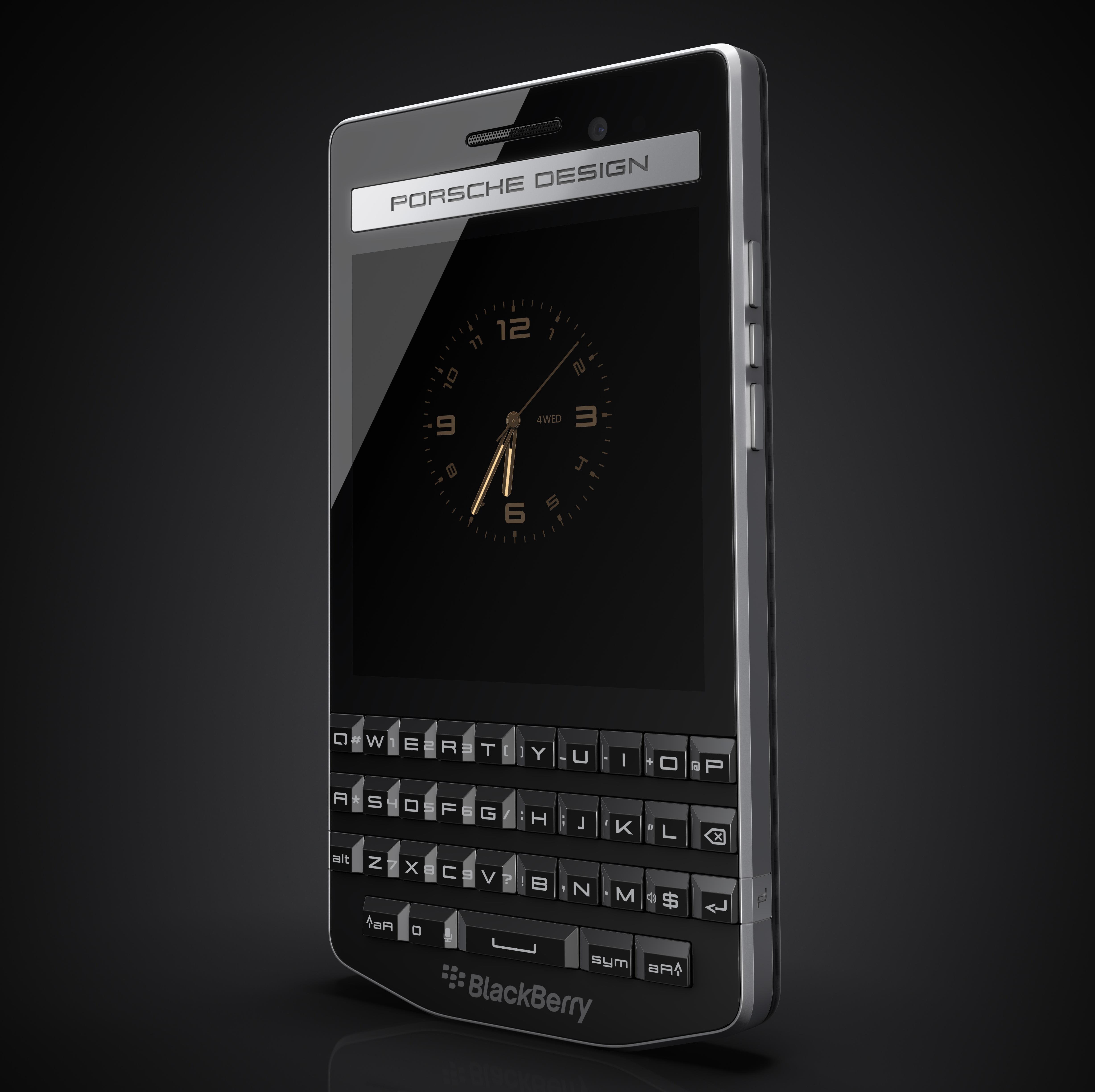 BlackBerry Porsche  P'9983 Abverkauf bei Sparhandy - z.B. im BLAU L (3GB LTE|Allnet|SMS) für 14,99 € / Monat + 5 € Zuzahlung *UPDATE*