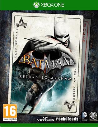 Batman: Return to Arkham (Xbox One) für 20,87€ inkl. VSK (Shopto)