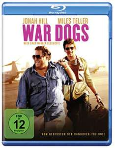 War Dogs Bluray- Version für 9,97€ @Amazon.de