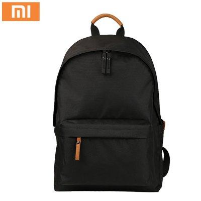 [Gearbest] Original Xiaomi 14 inch College Style Rucksack schwarz für 12,77€ inkl. Versand
