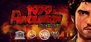 1979 Revolution: Black Friday kostenlos (statt 11,99€) über [Twitch Prime = Amazon Prime]