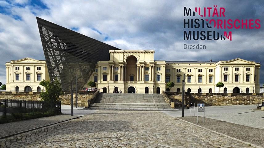 [Dresden] Kostenloser Eintritt ins Militärhistorische Museum Dresden am Ostersonntag und -montag