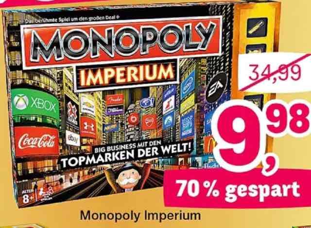 Monopoly Imperium [Toys'R'Us deutschlandweit]