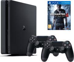 Sony PS4 Slim 1TB + 2x DS4 + Uncharted 4 [Digitec.ch - nur Schweiz]