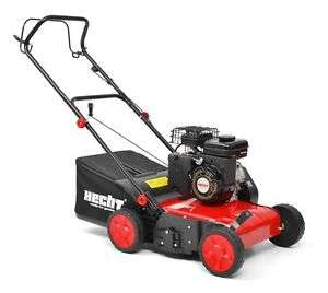 [ebay] HECHT Benzin-Vertikutierer 5654 Rasen-Lüfter Motorvertikutierer (3,5 PS, 38 cm Arbeitsbreite, 6-fache zentrale Höhenverstellung, 40 Liter Fangkorb) für 224€ statt 270€