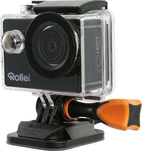 [Amazon] Rollei Actioncam 415 - Full HD Video Funktion 1080p, Unterwassergehäuse für bis zu 40m Wassertiefe - schwarz