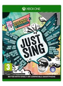 Just Sing (Xbox One & PS4) für je 15,15€ inkl. VSK (Game UK)