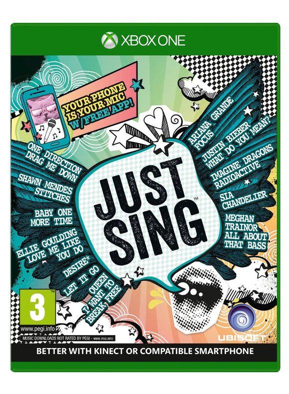 Just Sing (Xbox One & PS4) für je 15,15€ inkl. VSK (Game UK)