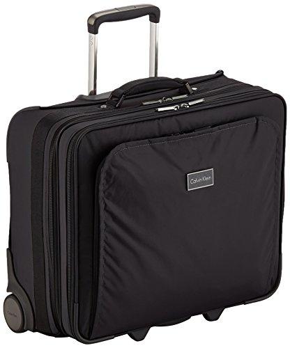 Calvin Klein Pilotenkoffer, 45 L, Schwarz  // idealo 199€