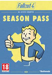 Fallout 4 Season Pass (Steam) ab 19,99€ (GameStop oder Game UK )