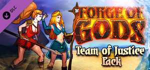 [STEAM] Forge of Gods: Team of Justice Pack (DLC) @Marvelousga