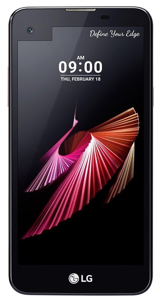 [Medion] LG X Screen schwarz [Android 6.0, 12,7cm (5'') HD Display, 1,2 GHz QuadCore CPU, 2GB RAM]