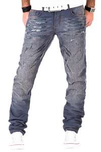 Stylische Herren Jeans Tazzio Fashion Destroyed