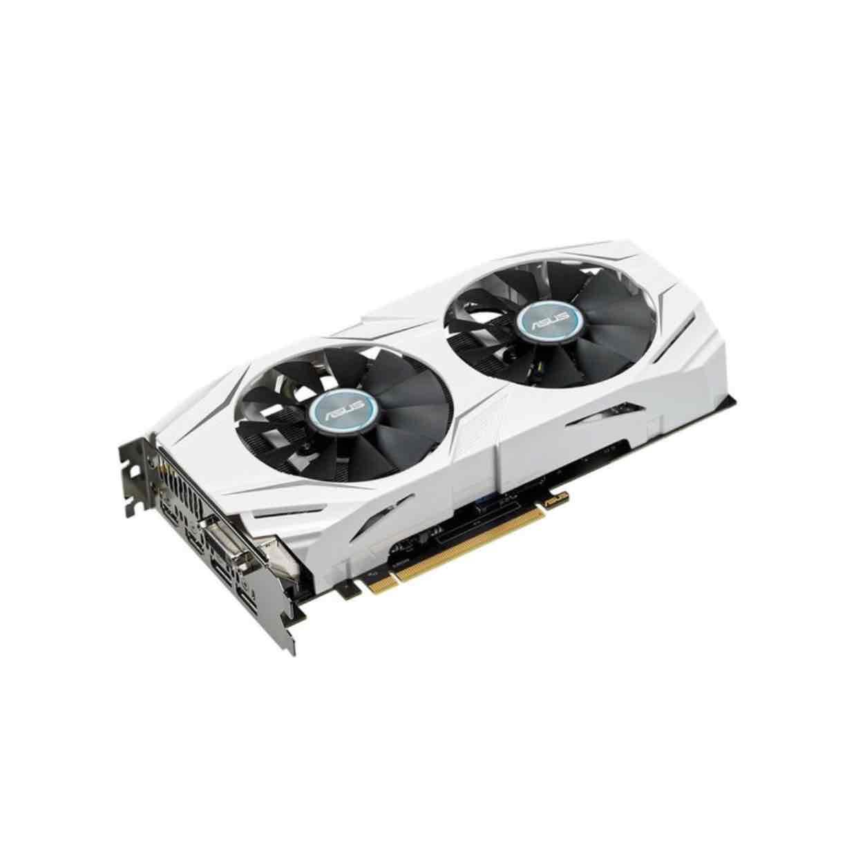 Asus dual OC GTX 1070