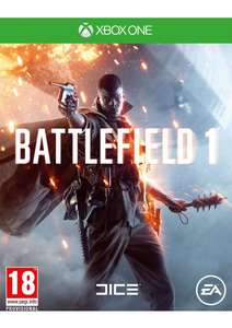 Battlefield 1 (Xbox One & PS4) für je 34,22€ inkl. VSK (SimplyGames)
