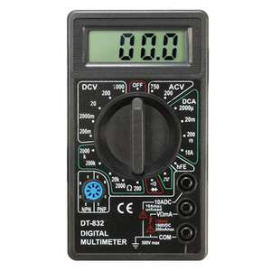 [Banggood] DT832 Digital Multimeter