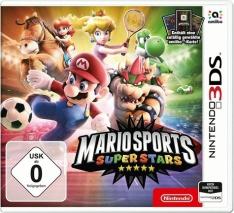 Mario Sports Superstars (3DS) + 1 Amiibo Card für 24,48€ inkl. VSK (SimplyGames)