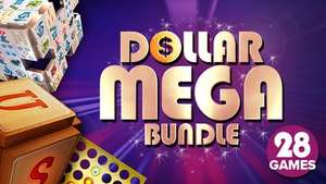 Dollar Mega Bundle 28 Games im Pack!