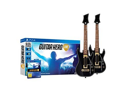 Guitar Hero - Live inklusive 2 x Gitarre für PS4 / XONE / PS3 / XBOX 360 / WiiU