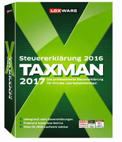 [Chip] Taxman Steuersoftware gratis