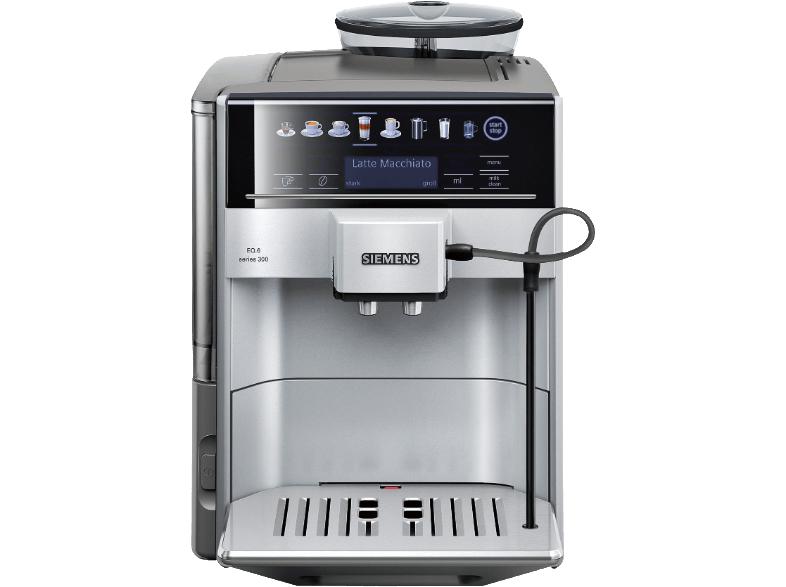 SIEMENS TE 603501 DE EQ.6 Kaffeevollautomat + 50€ Saturn Coupon